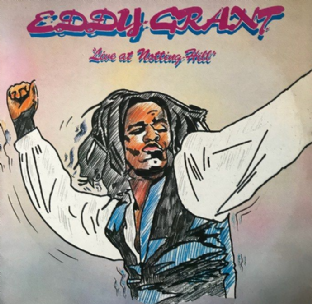 Eddy Grant - Live At Notting Hill (LP) (VG/VG-)